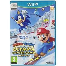 Mario & Sonic en Juegos Olímpicos de Invierno Sochi 2014
