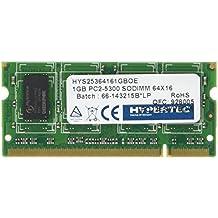 Hyperam 1GB DDR2667mhz memoria interna de almacenamiento–verde