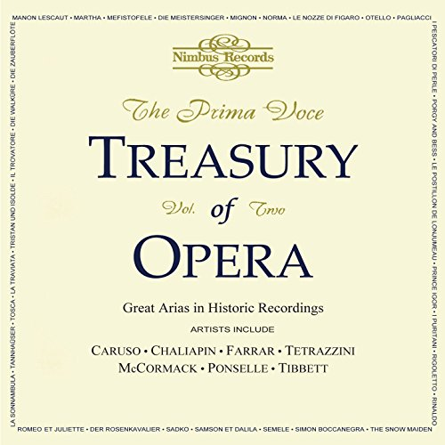 The Prima Voce Treasury of Ope...