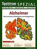 Alzheimer: Alles zu Ursachen, Risikofaktoren und Heilungschancen (Spektrum Spezial - Biologie, Medizin, Hirnforschung 20123)