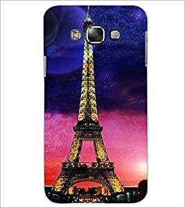 PrintDhaba Tower D-2854 Back Case Cover for SAMSUNG GALAXY GRAND 3 (Multi-Coloured)