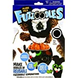 POOF-Slinky 0G4200255 Ideal Fuzzoodles Plush Pals Construction Kit by Fuzzoodles (English Manual)
