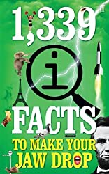 1,339 QI Facts To Make Your Jaw Drop by John Lloyd (2016-05-05)