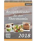 Rezeptkalender 2018 für den Thermomix