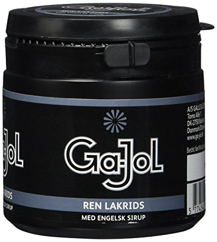 gajol Ga-Jol schwarz Cupholder, 8er Pack (8 x 100 g)