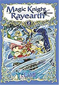 Magic Knight Rayearth Edition simple Tome 2
