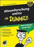 Ahnenforschung online für Dummies