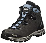Meindl Damen Air Revolution Lady Ultra Trekking-& Wanderstiefel, Grau (Anthrazit/Azur 31), 41.5 EU (7.5 UK)