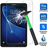 Infiland Galaxy Tab A 10.1 Screen protector, Premium HD clear Tempered Glass Screen Protector for Samsung Tab A 10.1-Inch (SM-T580/SM-T585) 2016 Release Tablet