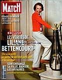PARIS MATCH [No 3202] du 30/09/2010 - OTAGES DU NIGER / ABOU ZID L'HOMME QUI DEFIE LA FRANCE - LES VERITES DE LILIANE BETTENCOURT - SON ENFANCE - SA FILLE - BANIER - LES AFFAIRES