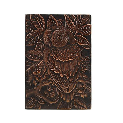 Liying Neu Retro Notizbuch Tagebuch Reisetagebuch Kladde Hardcover DIN A5 80 g/m²liniertes 200 Seiten Der Apokalypse-code