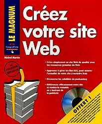 Créez votre site web (CD-Rom)