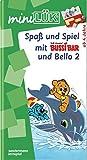 miniLÜK / Kindergarten / Vorschule: miniLÜK: Spaß und Spiel mit Bussi Bär und Bello 2: Fröhliche Aufgaben für Kinder ab 4 Jahren