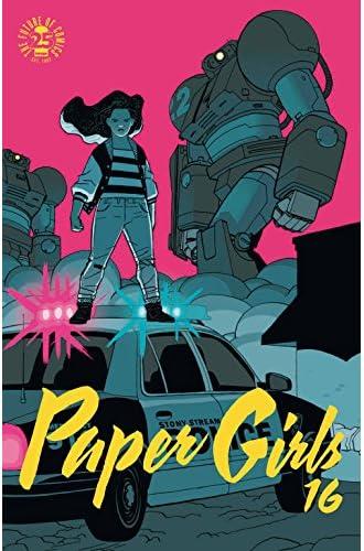 Paper Girls nº 16