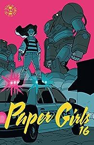 Paper Girls nº 16 par Brian K. Vaughan
