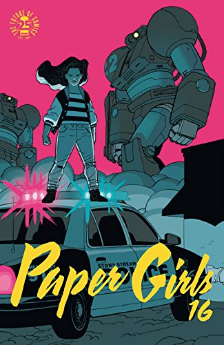 Paper Girls nº 16 (Independientes USA)