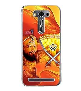 ifasho Designer Phone Back Case Cover Asus Zenfone 2 Laser ZE550KL (5.5 Inches) ( Indian Art Man Women )