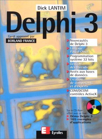 Delphi 3 (avec CD-ROM)