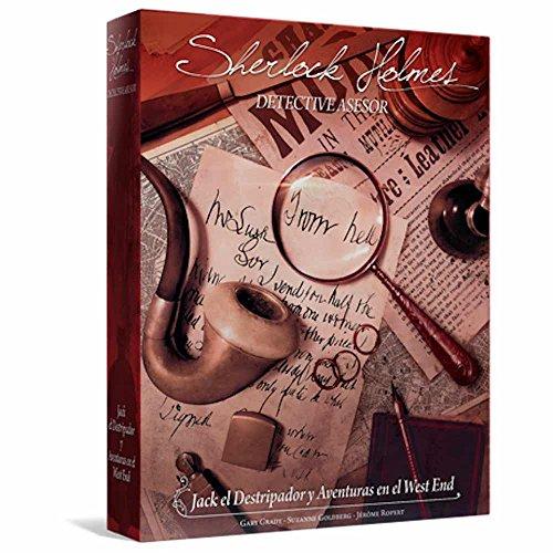 Sherlock Holmes: Jack El