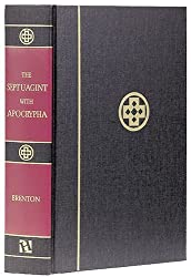 Septuagint with Apocrypha by L.C.L. Brenton (1986-05-01)