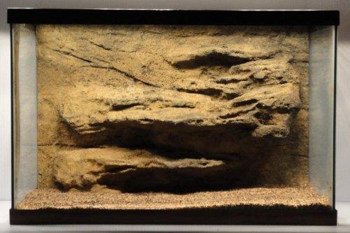 Universal Rocks 122cm von 20, flexible Aquarium - Fisch-aquarium-rock-hintergrund