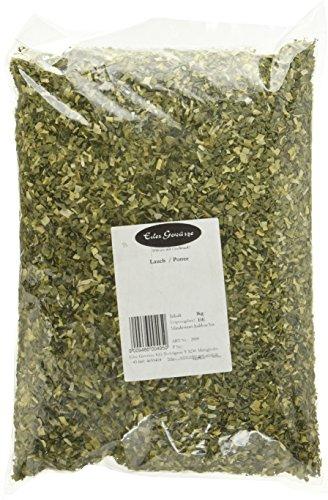Eder Gewürze - Lauch geschnitten / Porree - 1 kg, 1er Pack (1 x 1 kg)