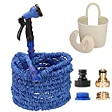 Best Hose 100 Feet Extra Durables - JUSUNG 100FT Garden Hose Pipe Expandable Water Pipe Review
