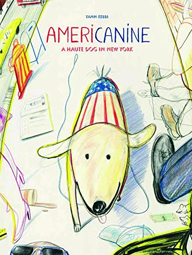 Americanine: A Haute Dog in New York