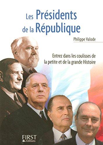 Petit livre de - Les présidents de la République