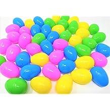 48 Huevos Rellenos de Relleno de Pascua, Cada Huevo: 6x4cm, Mantendrá Huevo de