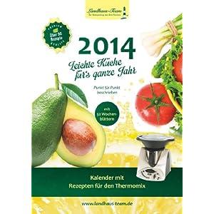 lesen Kalender 2014 Leichte Küche für\'s ganze Jahr. Kalender ...