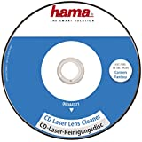 Hama CD Laser Reinigungsdisc (schonende Reinigung der Laser-Optik, Beseitigung von Schmutz in CD Laufwerken und Playern)