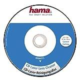Hama CD Reinigungsdisc (zur Beseitigung von Schmutz in CD Laufwerken) Laser-Reinigungs CD