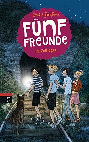 Cover des Mediums: Fünf Freunde im Zeltlager