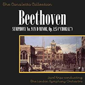 "Beethoven: Symphony No. 9 In D Minor, Op. 125 (""Choral""): 4th Movement - Presto; Allegro Assai; Choral Finale On Schiller's ""Ode To Joy"""