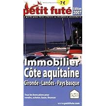 Petit Futé Immobilier Côte aquitaine Gironde-Landes-Pays basque