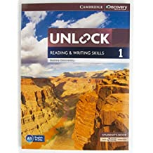 ‏‪Unlock 1 Reading and Writing Skills - Students Book with Online Workbook‬‏