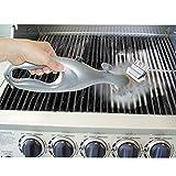 BBQ Grill Bürste, Pro-saubere Werkzeuge, einfache Grill-Reinigung, Energie des Dampfes ohne schädliche chemische Lösungen, für Gebrauch auf allen Edelstahl-, Eisen- u. Porzellan-Grillgrills