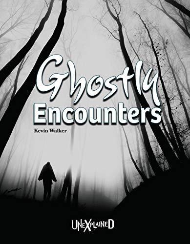 PDF Gratis Unexplained Ghostly Encounters, Grades 5 - 9