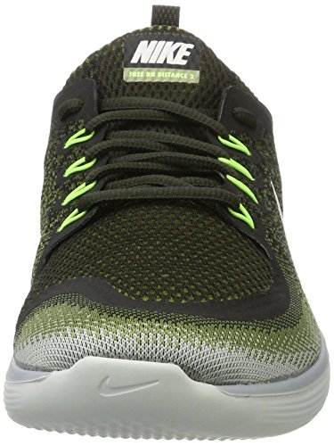 Nike Herren 863775 Sneakers Mehrfarbig (Legion Green / White / Palm Green / Black)