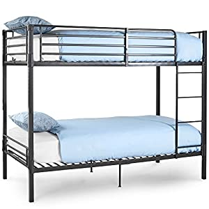 VonHaus Bed Frames - No Screw & Bolt Construction for Easy Assembly BOLTZERO™ - Bunk and Mid Sleeper Bed Frames