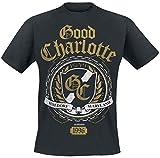 Good Charlotte Waldorf Maryland T-Shirt Black