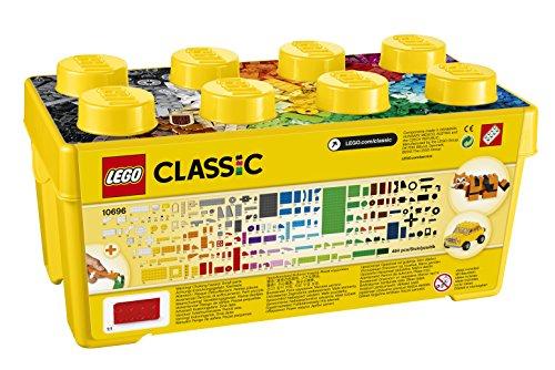 Lego 10696 Classic – Medium Creative Brick Box
