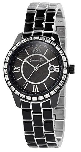 Grafenberg Quartz Watch Analogue Display and Stainless Steel Strap SDZ01-622A_schwarz-38