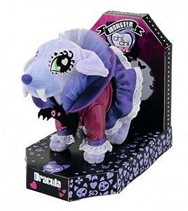Simba 105895119 Monster Chi Chi Love - Perro de Peluche, diseño de Dracula
