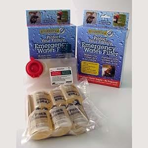Filtre MAYDAY WA22-LP vie pack d'eau d'urgence