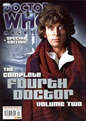 DOCTOR WHO MAGAZINE - SPECIAL EDITION #9 - THE COMPLETE FOURTH DOCTOR (VOLUME TWO) - 22nd DECEMBER 2004