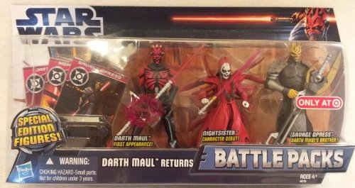 Star Wars The Clone Wars Battle Pack