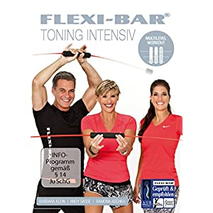 FLEXI-BAR® DVD Toning Intensiv