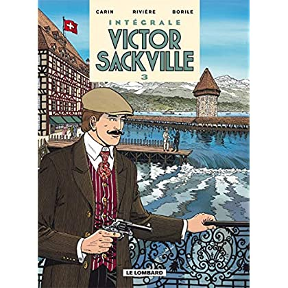 Intégrale Victor Sackville - tome 3 - Intégrale Victor Sackville 3